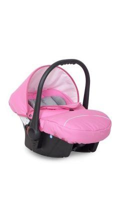 Autosedačka Expander Mondo Pink