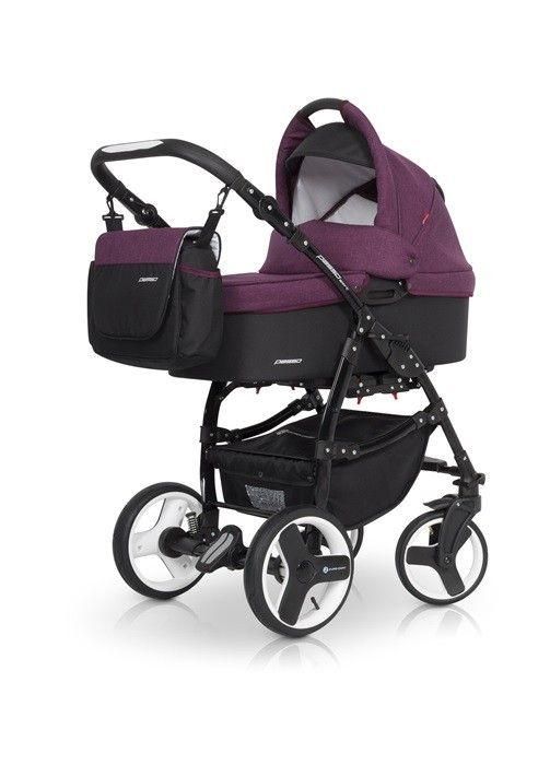 Kočárek Euro-cart Passo Sport Purple